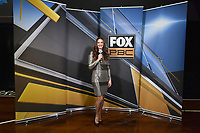 BROOKLYN, NY - DECEMBER 21: Sports broadcast commentator Heidi Androl attends the Fox Sports and Premier Boxing Champions official weigh-in for the December 22 Fox PBC Fight Night at the Barclay Center on December 21, 2018 in Brooklyn, New York. (Photo by Anthony Behar/Fox Sports/PictureGroup)