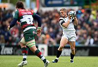 Ian Madigan of Bristol Bears in possession. Gallagher Premiership match, between Leicester Tigers and Bristol Bears on April 27, 2019 at Welford Road in Leicester, England. Photo by: Patrick Khachfe / JMP