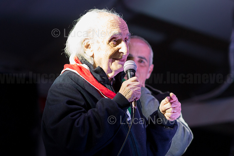 Massimo Pradella (Antifascist Partizan. Member of the Partigiani: the Italian Resistance during WWII).<br />
