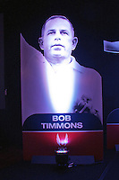 Coach Bob Timmons light shown brightly in the many lives he touched and his influence produced more than just athletic success.