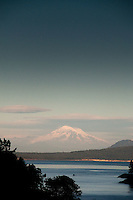 Mt. Baker, Stuart Island, Washington, US