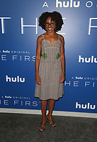 LOS ANGELES, CA - SEPTEMBER 12: LisaGay Hamilton, at the premiere of Hulu's original drama series, The First at the California Science Center in Los Angeles, California on September 12, 2018. <br /> CAP/MPI/FS<br /> &copy;FS/MPI/Capital Pictures