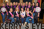 Linda Crossan, Killarney, pictured with Danielle O'Shea, Niamh O'Sullivan, Tracey Flynn, Jennifer O'Sullivan, Bernie McCarthy, Pamela Tracey, Christine Hegarty, Ciara Fahy, Elaine O'Neill, Rachel Guerin, Jessica O'Connor, Edel Daly, Marie Cummins, Emma Mannix and Rosemary O'Connor, at her hen celebrations in The Laune Bar, Killarney, on Sunday.