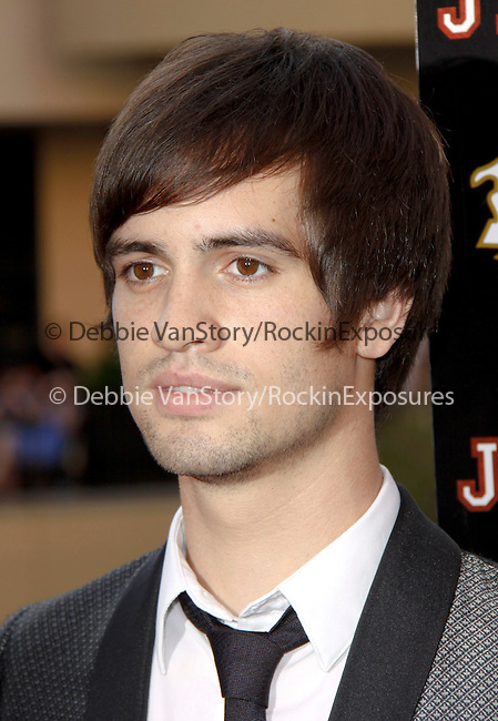 Brendon Urie of Panic! at the Disco.Spencer Smith at Jennifer's Body Fan Meet & Greet  held at Hot Topic in Hollywood, California on September 16,2009                                                                   Copyright 2009 Debbie VanStory / RockinExposures