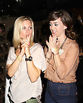 All My Children Stephanie Gatschet & Christina Lind at the Celebrity Bartending Bash on May 14 at Martini's Upstairs, Marco Island, Florida - SWFL Soapfest Charity Weekend May 14 & !5, 2011 benefitting several children's charities including the Eimerman Center providing educational & outfeach services for children for autism. see www.autismspeaks.org. (Photo by Sue Coflin/Max Photos)