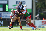 BRISBANE, AUSTRALIA - March 31:  during the QRL Intrust Super Cup Round 4 match between Wynnum Manly Seagulls and Mackay Cutters on March 31, 2019 in Brisbane, Australia. (Photo by Patrick Kearney)