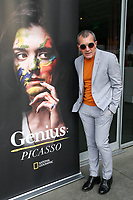 "LOS ANGELES - APRIL 15: Antonio Banderas attends a dinner and conversation celebrating the premiere of National Geographic's ""Genius: Picasso"" at Ray's and Stark Bar LACMA on April 15, 2018 in Los Angeles, California. (Photo by John Salangsang/NatGeo/PictureGroup)"