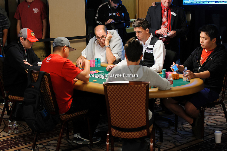 Event 2 -  The remaining 5 players