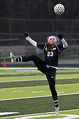 Clarkston at Bloomfield Hills, Girls Varsity Soccer, 5/1/14