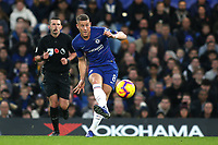 Ross Barkley of Chelsea in action during Chelsea vs Crystal Palace, Premier League Football at Stamford Bridge on 4th November 2018