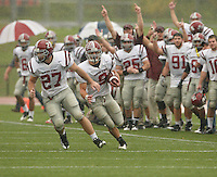 Hampden-Sydney Football 2009