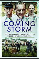 From the cricket field to the battlefield - book reveals cricketers of WW2.