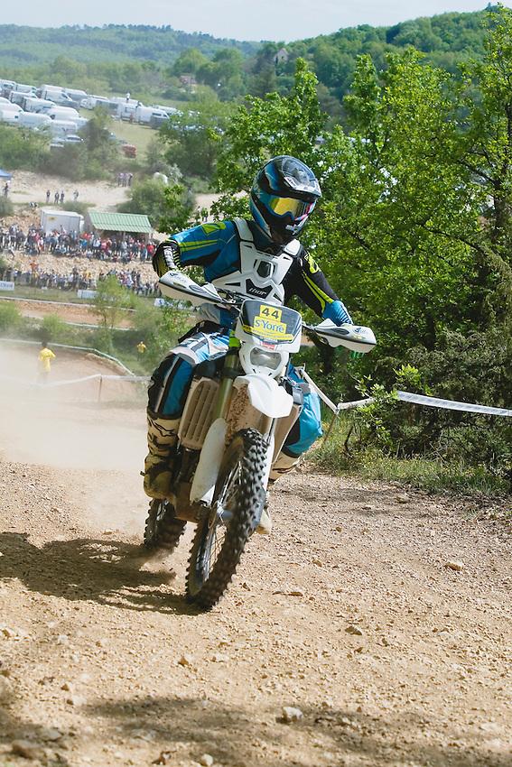 Circuit de Montignac - Les Farges, le samedi 19 avril 2014 - Sebastien ARVIS