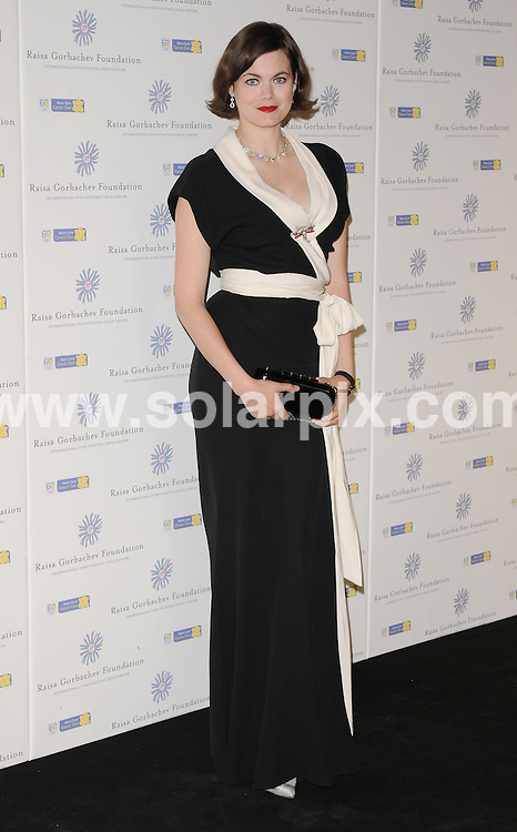 **ALL ROUND PICTURES FROM SOLARPIX.COM**.**WORLDWIDE SYNDICATION RIGHTS**.Press room arrivals at The Raisa Gorbachev Foundation, Third Annual Gala Dinner.  Held at the Stud House, Hampton Court Palace London..This pic:Jasmine Guiness.JOB REF: 6585      SSD     DATE:07.06.08.**MUST CREDIT SOLARPIX.COM OR DOUBLE FEE WILL BE CHARGED* *UNDER NO CIRCUMSTANCES IS THIS IMAGE TO BE REPRODUCED FOR ANY ONLINE EDITION WITHOUT PRIOR PERMISSION*