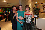 Smart Solutions Mad Hatters Ball<br /> l-r: Sian Bowles, Claire Clark &amp; Louise Parry.<br /> Mecure Holland House<br /> Cardiff<br /> 23.11.13<br /> &copy;Steve Pope-FOTOWALES