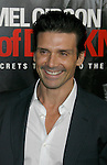 "LOS ANGELES, CA. - January 26: Frank Grillo attends the ""Edge Of Darkness"" Los Angeles Premiere at Grauman's Chinese Theatre on January 26, 2010 in Los Angeles, California."