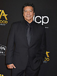 Gil Birmingham  arrives at the 23rd Annual Hollywood Film Awards at The Beverly Hilton Hotel on November 03, 2019 in Beverly Hills, California
