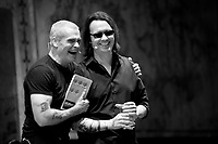 Live from the NYPL: Damien Echols & Henry Rollins