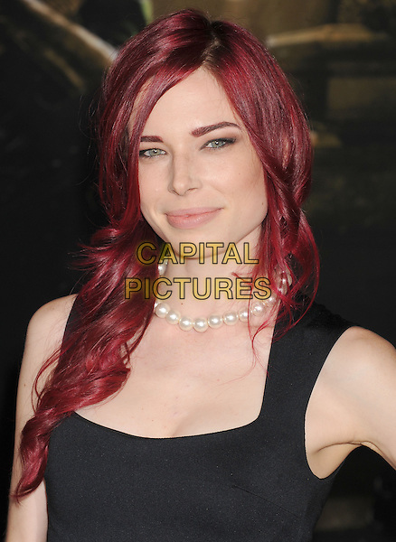 HOLLYWOOD, CA - NOVEMBER 04: Chloe Dykstra at the Los Angeles Premiere 'Thor: The Dark World' at the El Capitan Theatre on November 4, 2013 in Hollywood, California, USA.<br /> CAP/ROT/TM<br /> &copy;Tony Michaels/Roth Stock/Capital Pictures