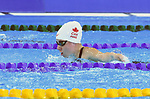 Clemence Pare competes in the para swimming  at the 2019 ParaPan American Games in Lima, Peru-29aug2019-Photo Scott Grant