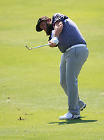 Andrew Johnston (ENG) in action on the 10th during Round 3 of the Hero Indian Open at the DLF Golf and Country Club on Saturday 10th March 2018.<br /> Picture:  Thos Caffrey / www.golffile.ie<br /> <br /> All photo usage must carry mandatory copyright credit (&copy; Golffile | Thos Caffrey)