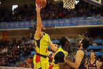 XXXVIII Lliga Nacional Catalana ACB 2017.<br /> FC Barcelona Lassa vs BC Morabanc Andorra: 89-70<br /> David Jelinek, Adrien Moerman, Moussa Diagne &amp; Pierre Oriola.