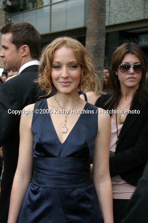 jennifer Ferrin.33rd Daytime Emmy Awards.Kodak Theater.Hollywood & Highland.Los Angeles, CA.April 28, 2006.©2006 Kathy Hutchins / Hutchins Photo..