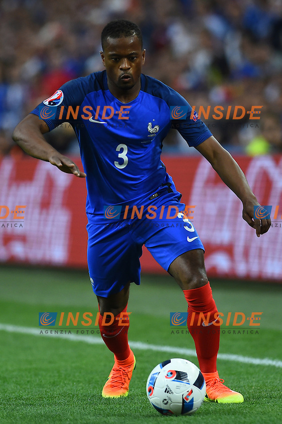Patrice Evra France<br /> Marseille 15-06-2016 Stade du Velodrome <br /> Football Euro2016 France-Albanie/Francia-Albania Group Stage Group A<br /> Foto Massimo Insabato / Insidefoto