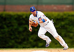 1 July 2005: Todd Walker, infielder for the Chicago Cubs, in a game against the Washington Nationals. The visiting Nationals defeated the Cubs 4-3 at Wrigley Field in Chicago.  Mandatory Photo Credit: Ed Wolfstein
