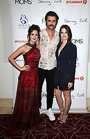 10 July 2019 - West Hollywood, California - Laura Marano, Spencer Boldman, Vanessa Marano. The Makers of Sylvania host a Mamarazzi event held at The London Hotel. Photo Credit: Faye Sadou/AdMedia