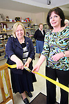 Sheelagh Sheridan, Shop Manager and Carol Gough, Assistant Manager at the Opening of the new Cancer Shop in the Abbey Shopping Centre...Photo NEWSFILE/Jenny Matthews.(Photo credit should read Jenny Matthews/NEWSFILE)....This Picture has been sent you under the condtions enclosed by:.Newsfile Ltd..The Studio,.Millmount Abbey,.Drogheda,.Co Meath..Ireland..Tel: +353(0)41-9871240.Fax: +353(0)41-9871260.GSM: +353(0)86-2500958.email: pictures@newsfile.ie.www.newsfile.ie.FTP: 193.120.102.198.