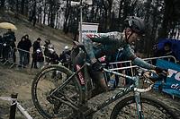 Dieter Vanthourenhout (BEL/Marlux-Bingoal)<br /> <br /> Elite Men's Race<br /> GP Sven Nys / Belgium 2018