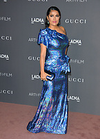 Salma Hayek at the 2017 LACMA Art+Film Gala at the Los Angeles County Museum of Art, Los Angeles, USA 04 Nov. 2017<br /> Picture: Paul Smith/Featureflash/SilverHub 0208 004 5359 sales@silverhubmedia.com