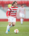 Accies Stevie May, on loan from St Johnstone.