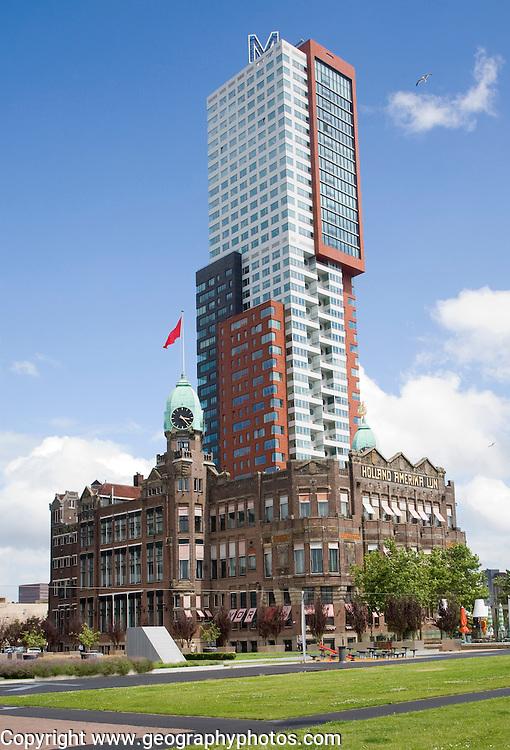 Hotel New York, Holland Amerika Line, Rotterdam, Netherlands