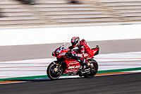 ANDREA DOVIZIOSO - ITALIAN - DUCATI TEAM - DUCATI<br /> Valencia 15/11/2019 <br /> Moto Gp Spain <br /> Foto Vincent Guignet / Panoramic / Insidefoto