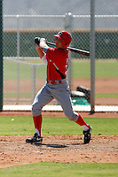 Dayne Read - Cincinnati Reds 2009 Instructional League. .Photo by:  Bill Mitchell/Four Seam Images..