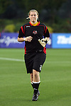 16 May 2008: Atlanta's Ashley Phillips. The Atlanta Silverbacks Women defeated the Carolina Railhawks Women 5-0 at WakeMed Stadium in Cary, NC in a 2008 United Soccer League W-League regular season game.