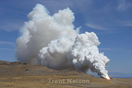 Destruction of Titan IV rocket; 8.22.2006<br />