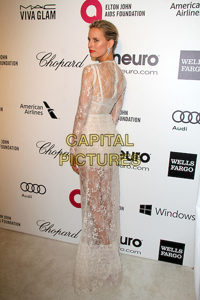 WEST HOLLYWOOD, CA - March 02: Karolina Kurkova at the 22nd Annual Elton John AIDS Foundation Oscar Viewing Party Arrivals, Private Location, West Hollywood,  March 02, 2014. <br /> CAP/MPI/JO<br /> &copy;JO/MPI/Capital Pictures