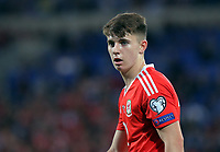 Ben Woodburn of Wales in action during the FIFA World Cup Qualifier Group D match between Wales and Austria at The Cardiff City Stadium, Cardiff, Wales, UK. Saturday 02 September 2017