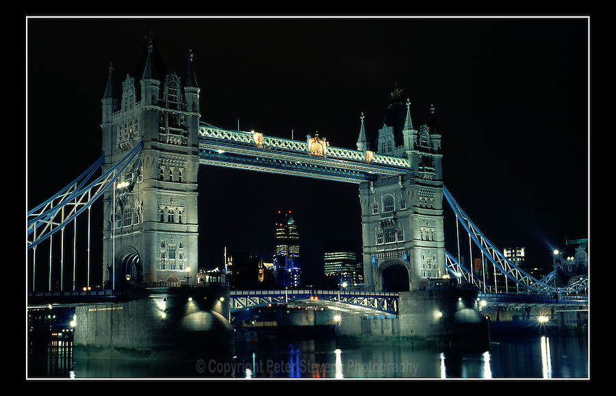 Tower Bridge (Built 1886 - 1894) - London