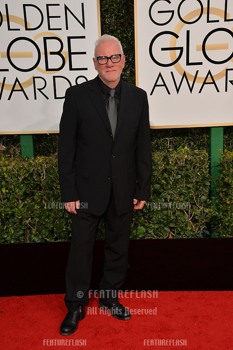Malcolm McDowell at the 74th Golden Globe Awards  at The Beverly Hilton Hotel, Los Angeles USA 8th January  2017<br /> Picture: Paul Smith/Featureflash/SilverHub 0208 004 5359 sales@silverhubmedia.com