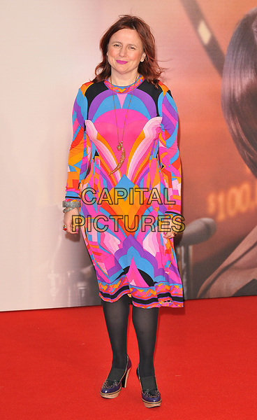 Clare Stewart at the 61st BFI LFF &quot;Battle of the Sexes&quot; American Express gala, Odeon Leicester Square, Leicester Square, London, England, UK, on Saturday 07 October 2017.<br /> CAP/CAN<br /> &copy;CAN/Capital Pictures