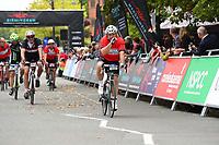 2017-09-24 VeloBirmingham  51 HM Finish