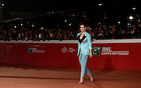 French actress Juliette Binoche walks on the red carpet as she arrives for a special screening of the movie &quot;The English Patient&quot; during the international Rome Film Festival at Rome's Auditorium, 22 October 2016. The Film Festival celebrates one of the most beloved of Cinema History 'The English Patient' by Anthony Minghella, released twenty years ago (in 1996). <br /> UPDATE IMAGES PRESS/Isabella Bonotto