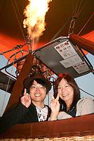 20111017 Hot Air Balloon Cairns 17 October