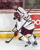 Taylor Wasylk (BC - 9), Emily Field (BC - 15) - The Boston College Eagles defeated the Northeastern University Huskies 3-0 on Tuesday, February 11, 2014, to win the 2014 Beanpot championship at Kelley Rink in Conte Forum in Chestnut Hill, Massachusetts.