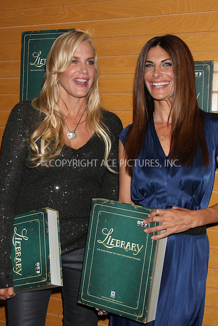 WWW.ACEPIXS.COM . . . . .  ....August 24 2009, New York City....Actors Daryl Hannah and Hilary Shepard made an appearance at Barnes & Noble to promote the new board game 'Liebrary' on August 24, 2009 in New York City.....Please byline: AJ Sokalner - ACEPIXS.COM..... *** ***..Ace Pictures, Inc:  ..tel: (212) 243 8787..e-mail: info@acepixs.com..web: http://www.acepixs.com