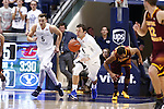 2015-2016 BYU Basketball vs Central Michigan